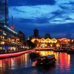シンガポール / クラーク・キー旅行記