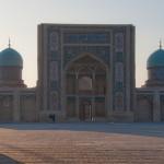 ウズベキスタンの首都タシュケント / Toshkent