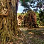 カンボジア / コンポントム旅行記